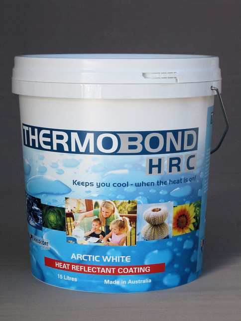 THERMOBOND Heat Reflective Paint - Save $$$ On Your Power Bill